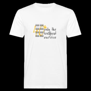 White Der Vierzigste / 40th (2c) Men's T-Shirts