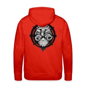 Sweat logo teuf - Mannen Premium hoodie
