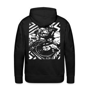 Sweat logo mix - Mannen Premium hoodie