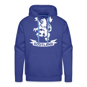 Men's Scotland Hoody Lion Rampant Hoody - Men's Premium Hoodie
