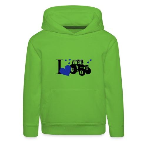 Kinder Kaputzenpulii  in versch. Farben - Kinder Premium Hoodie