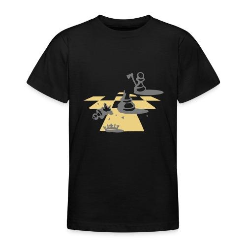 SFS-T-Shirt mitAbbildung vorne - Teenager T-Shirt