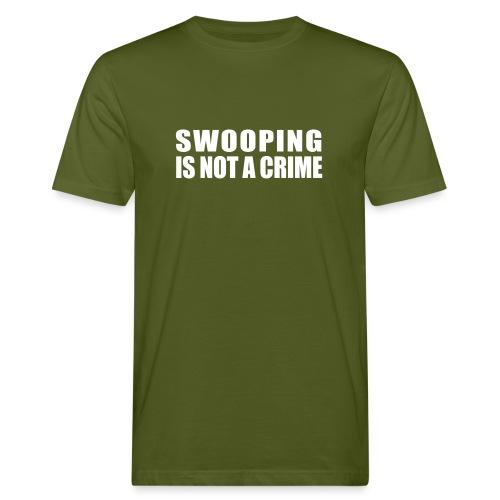 Swooping- T-shirt Men Bio - Men's Organic T-Shirt