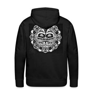 Sweat logo tribal - Mannen Premium hoodie