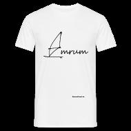 T-Shirts ~ Männer T-Shirt ~ Amrum Windsurfing