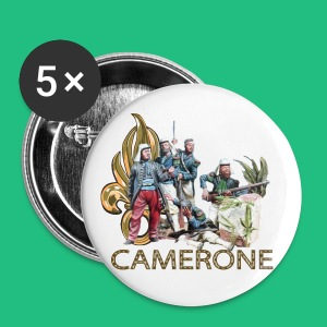Badge Pins CAMERONE combat - Badge petit 25 mm