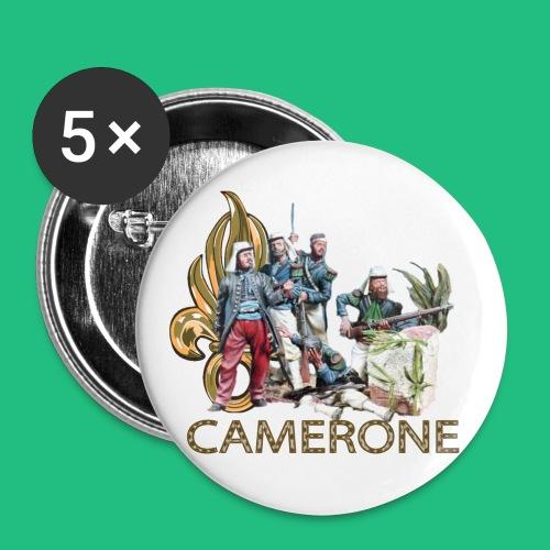 CAMERONE combat - Badge petit 25 mm