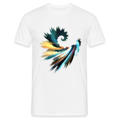 Fractal visuel - T-shirt Homme