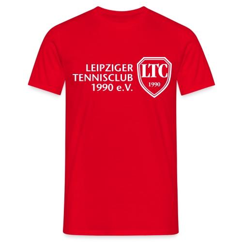 LOGO Shirt Devil rot - Männer T-Shirt
