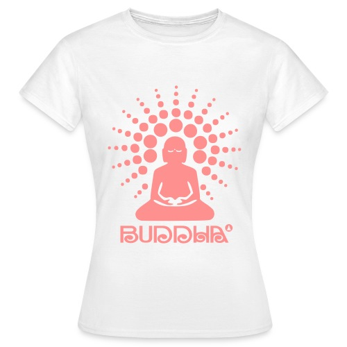 Buddah - T-skjorte for kvinner