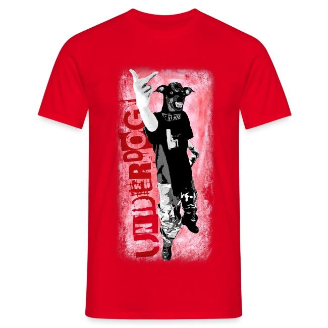 Underdog - red shirt