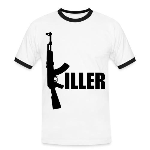 KILLER - Maglietta Contrast da uomo