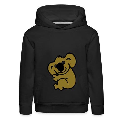 Koala - Pull à capuche Premium Enfant