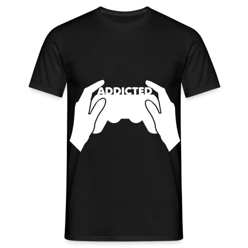 ADDICTED/Gamepad Shirt - Männer T-Shirt