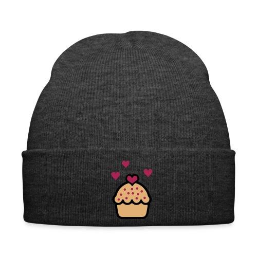 Wintermütze - mütze,muffin,lecker,essen