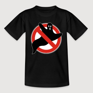 NO GHOSTS | Kindershirt - Teenager T-Shirt