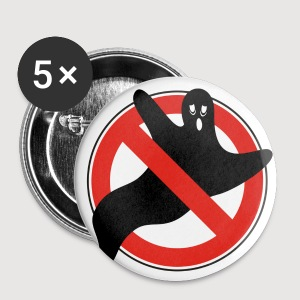 NO GHOSTS | Button - Buttons groß 56 mm