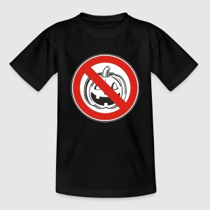 NO HALLOWEEN | Kindershirt - Teenager T-Shirt