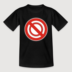 NO INTERDICTIONS / KEINE VERBOTE | Kindershirt - Teenager T-Shirt