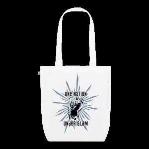 Propaganda-Silver - EarthPositive Tote Bag