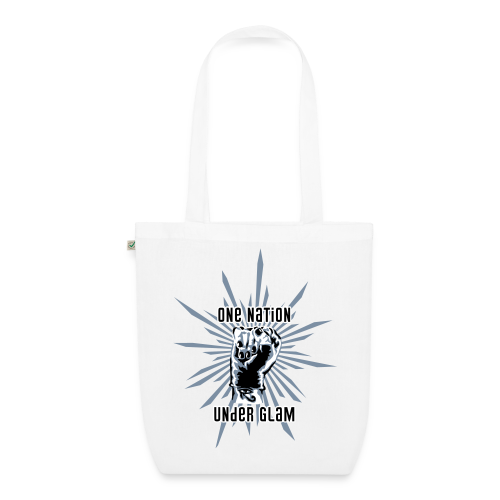Propaganda-Silver - EarthPositive Tote Bag