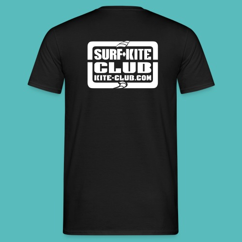 Kite + Surfclub - Männer T-Shirt