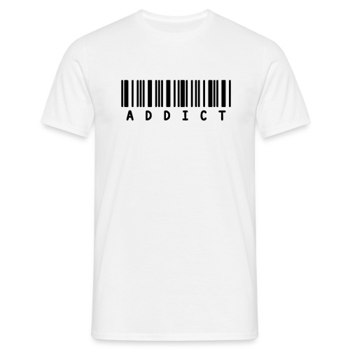 Addict - Mannen T-shirt