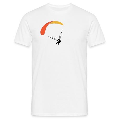 Gleitschirm T-Shirt - Männer T-Shirt