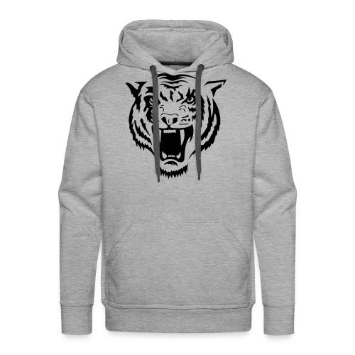 Eye of the tiger - Men's Premium Hoodie