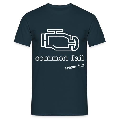 commonfail - Men's T-Shirt