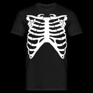 T-shirts ~ Mannen T-shirt ~ Borstkas
