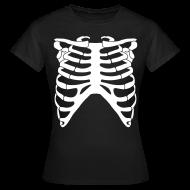 T-shirts ~ Vrouwen T-shirt ~ Borstkas