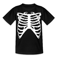 Shirts ~ Teenager T-shirt ~ Borstkas