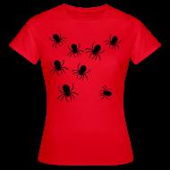T-shirts ~ Vrouwen T-shirt ~ Insecten