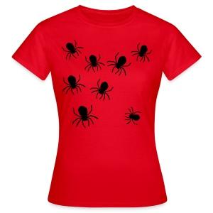 Insecten - Vrouwen T-shirt