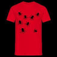 T-shirts ~ Mannen T-shirt ~ Insecten