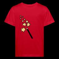 Shirts ~ Kinderen Bio-T-shirt ~ Toverstaf