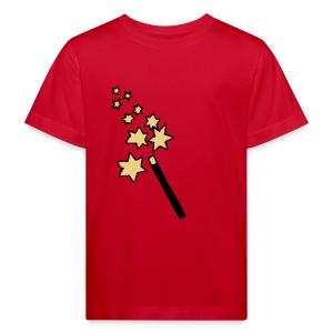Toverstaf - Kinderen Bio-T-shirt