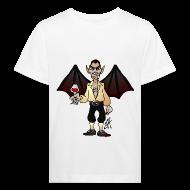 Shirts ~ Kinderen Bio-T-shirt ~ Vampier