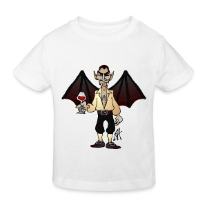 Vampier - Kinderen Bio-T-shirt