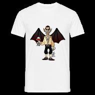 T-shirts ~ Mannen T-shirt ~ Vampier