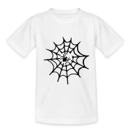 Shirts ~ Teenager T-shirt ~ Spinneweb