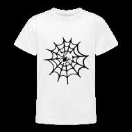 Shirts ~ Teenager T-shirt ~ Spinneweb