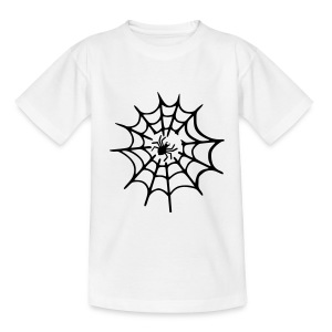 Spinneweb - Teenager T-shirt