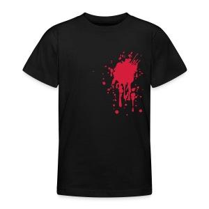 Bloedvlek - Teenager T-shirt