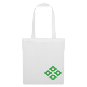 Retro pattern tote bag - Tote Bag