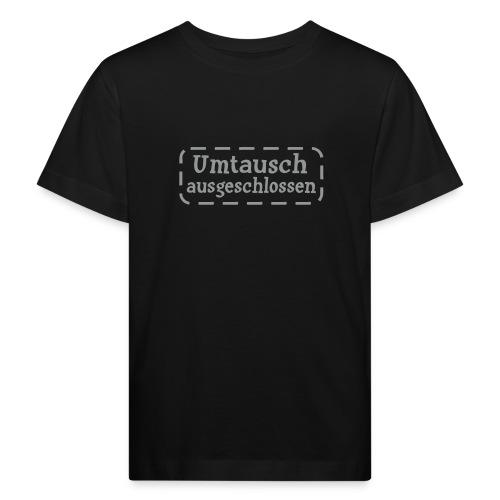 Wechselbalg - Kinder Bio-T-Shirt
