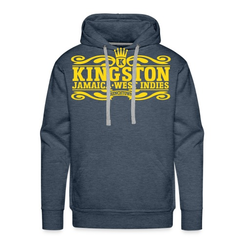 HOODIE SWEAT-SHIRT  KINGSTON - Sweat-shirt à capuche Premium pour hommes
