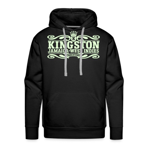 HOODIE SANS MANCHE KINGSTON - Sweat-shirt à capuche Premium pour hommes