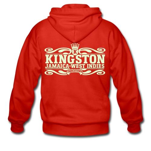 Hoodie Kingston PHOSPHORESCENT - Veste à capuche Premium Homme
